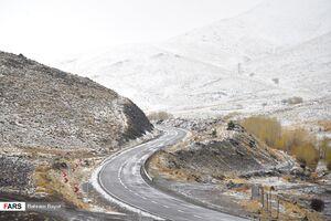 پیشبینی بارش برف و باران در ارتفاعات تهران