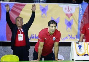 واکنش حبیبی به شایعه انصراف استقلال از تیمداری در لیگ کشتی