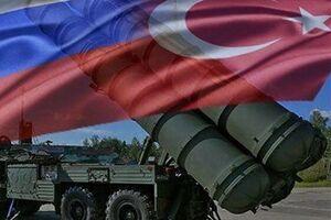دیپلمات ترکیهای: آنکارا از خرید اس-۴۰۰ ناخرسند نیست