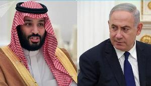 نتانیاهو و بنسلمان