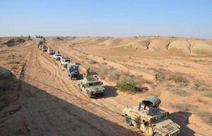 جدیدترین عملیاتهای نیروهای امنیتی عراق علیه بقایای داعش