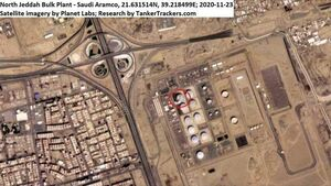 اعتراف عربستان به حمله موشکی انصارالله یمن به جده