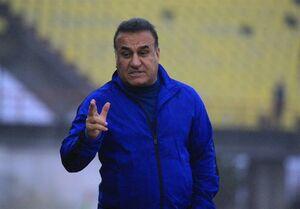 خداحافظی فرهاد کاظمی با بازیکنان بادران/ باشگاه سرمربی جدید انتخاب میکند؟