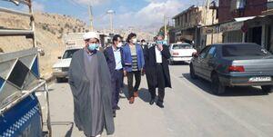 بازداشت چند کارمند به دلیل ازدحام مردم جلو یک اداره
