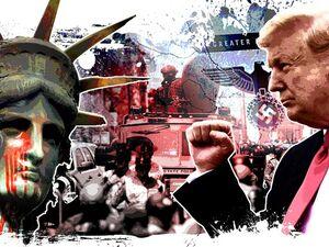 آمریکا بیش از هر زمانی به جنگ داخلی نزدیک میشود/ آمریکا به وضعیت کنونی عراق دچار خواهد شد