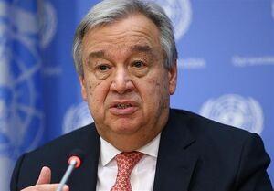 نخستین تماس تلفنی دبیر کل سازمان ملل با بایدن