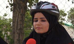 داستان دختر اسکیباز نابینایی که مدال شجاعت گرفت