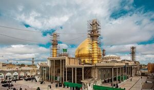 تخریب و بازسازی حرم امامین عسکریین (ع) در 2 دهه اخیر + فیلم و عکس