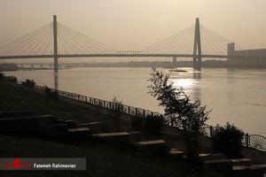 عکس/ آلودگی هوا در اهواز