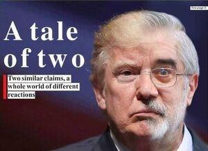 چرا سران فتنه از ترامپ بدترند؟