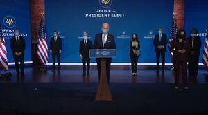 بایدن برخی از اعضای کابینه خود را معرفی کرد
