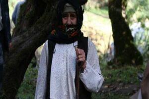 فیلم  روایتی از درگذشت پیرزن خیر چادرنشین تالشی - کراپشده