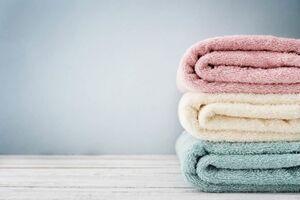 ۴ راه حل برای رفع بوی بد حوله