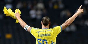 شرط زلاتان برای بازگشت به تیم ملی سوئد