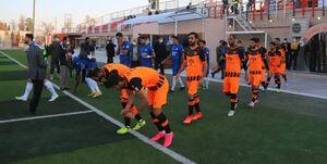 هفته سوم لیگ برتر | اولین امتیاز لیگ برتری آلومینیوم و مس/ جفت پوچ در ته جدول
