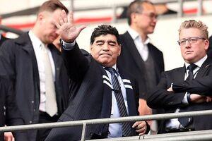 تیترهای جذاب در مورد مرگ مارادونا/ معشوقه بزرگ فوتبال از دنیا رفت