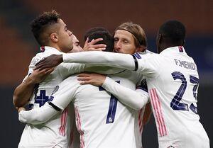 لیگ قهرمانان اروپا| برتری رئال مادرید مقابل اینتر و شکست لیورپول/ بایرن مونیخ صعود کرد، اینتر در آستانه حذف