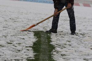 عکس/ خیابانهای ارومیه پس از بارش شدید برف