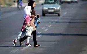 کاهش ۳۲ درصدی جانباختگان عابران پیاده در بزرگراهها