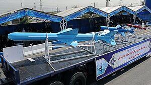 موشک ضد کشتی «نور»، آغازگر ساخت موشکهای ضد کشتی در ایران