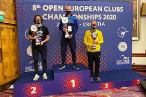 کرواسی با شاگردان کرمی قهرمان اروپا شد/ شکست قهرمان المپیک