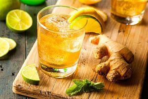 ۱۰ فایده مصرف صبحگاهی نوشیدن زنجبیل لیمو