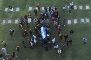 مارادونا به خاک سپرده شد