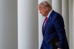 ترامپ: مجمع برگزینندگان به بایدن رای دهدکاخ سفید را ترک می کنم