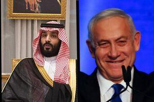 منابع رویترز: دیدار بنسلمان و نتانیاهو، با هدف ارسال سیگنال به بایدن انجام شد - کراپشده