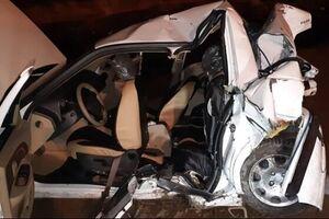 حادثه خونین رانندگی محور اهر- تبریز - کراپشده