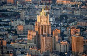روسیه به نقض حریم دریایی این کشور توسط آمریکا اعتراض کرد