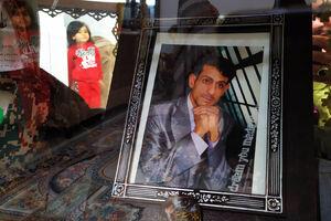 همسر شهید: پیکر شوهرم را ندیدم و تا آخر عمر پشیمانم!