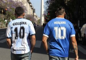 منتشر کننده عکس مارادونا به مرگ تهدید شد/ وکیل مارادونا: شرکت تدفین مارادونا بهای گزافی خواهد پرداخت