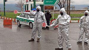 چه زمانی فوتیهای کرونا در ایران کم میشود؟