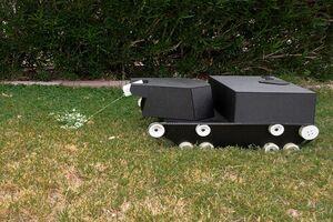 عکس/ رباتی برای باغداری
