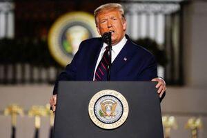 ترامپ درباره تحریم انتخابات سنای «جورجیا» هشدار داد