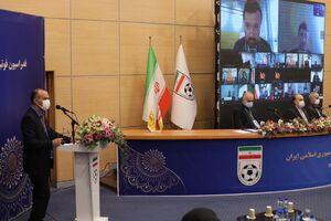 وثوق احمدی رییس کمیته استیناف شد