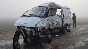 عکس/ تصادف مرگبار در روسیه