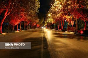 محدودیت تردد در اصفهان