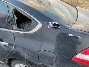 پیام اتومبیل شهید فخریزاده برای دیپلماتهای خارجی و ایرانی