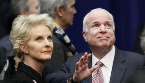 همسر سناتور مک کین رقیب اوباما، نامزد سفیر دولت بایدن در انگلیس