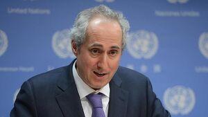 سخنگوی دبیرکل سازمان ملل: هرگونه تروری را محکوم میکنیم