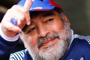 ادای احترام ستارگان پاریس به مارادونا+عکس - کراپشده