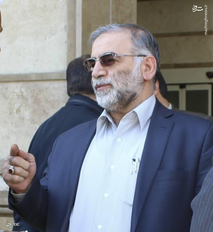 شهید محسن فخری زاده از شهدای والامقام هسته ای و دفاعی کشور