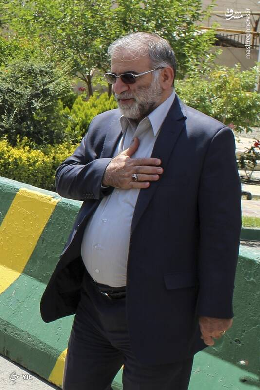شهید محسن فخرزاده از شهدای والامقام هسته ای و دفاعی کشور