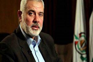 اسماعیل هنیه ترور شهید فخری زاده را محکوم کرد