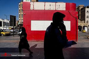 عکس/ خوزستان زیر سایه کرونا