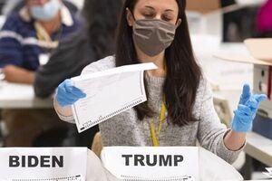 ستاد ترامپ خواستار ابطال نتایج انتخابات در جورجیا شد