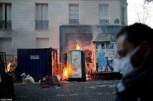 فیلم/ آشوب و جنجال در پاریس