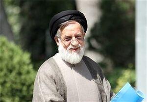 حجت الاسلام شهیدی محلاتی درگذشت